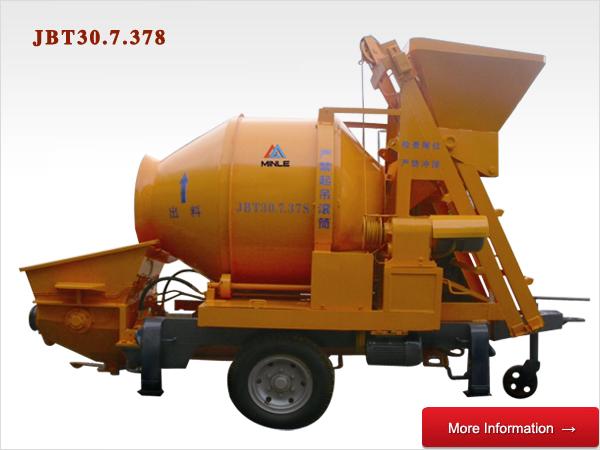 混凝土搅拌输送泵